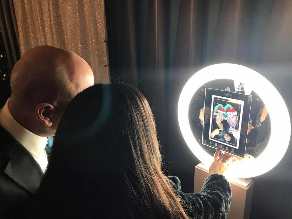 Digital Selfie booth